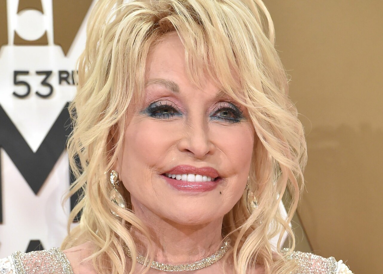 Dolly Parton, 74 år, har inga planer på pension.