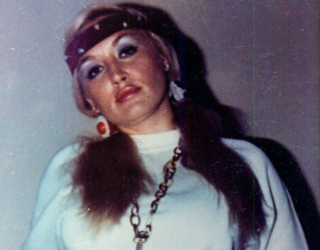 Dolly Parton i slutet på 1960-talet.