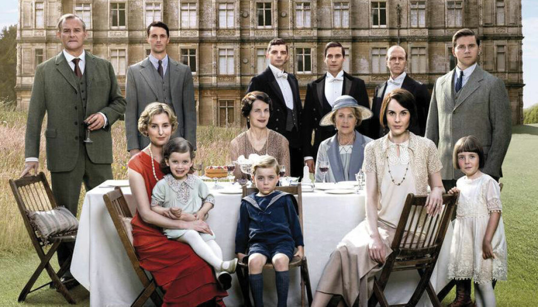 Crawleys i Downton Abbey