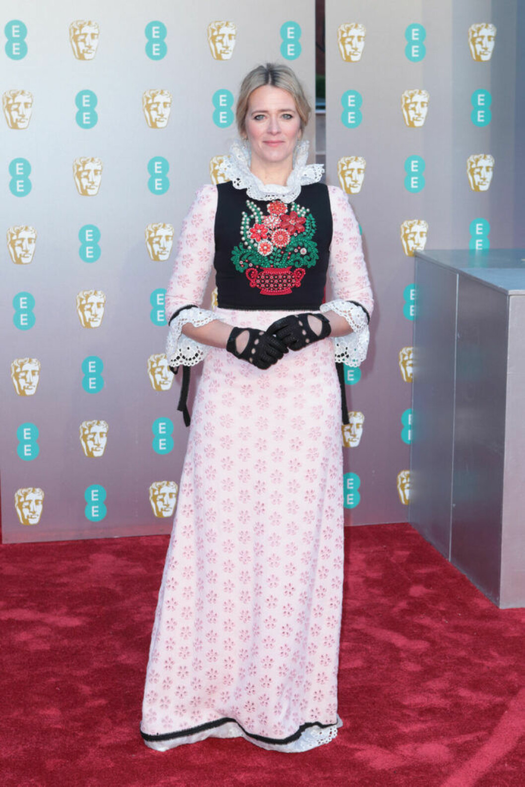 Edith Bowman på BAFTA 2019