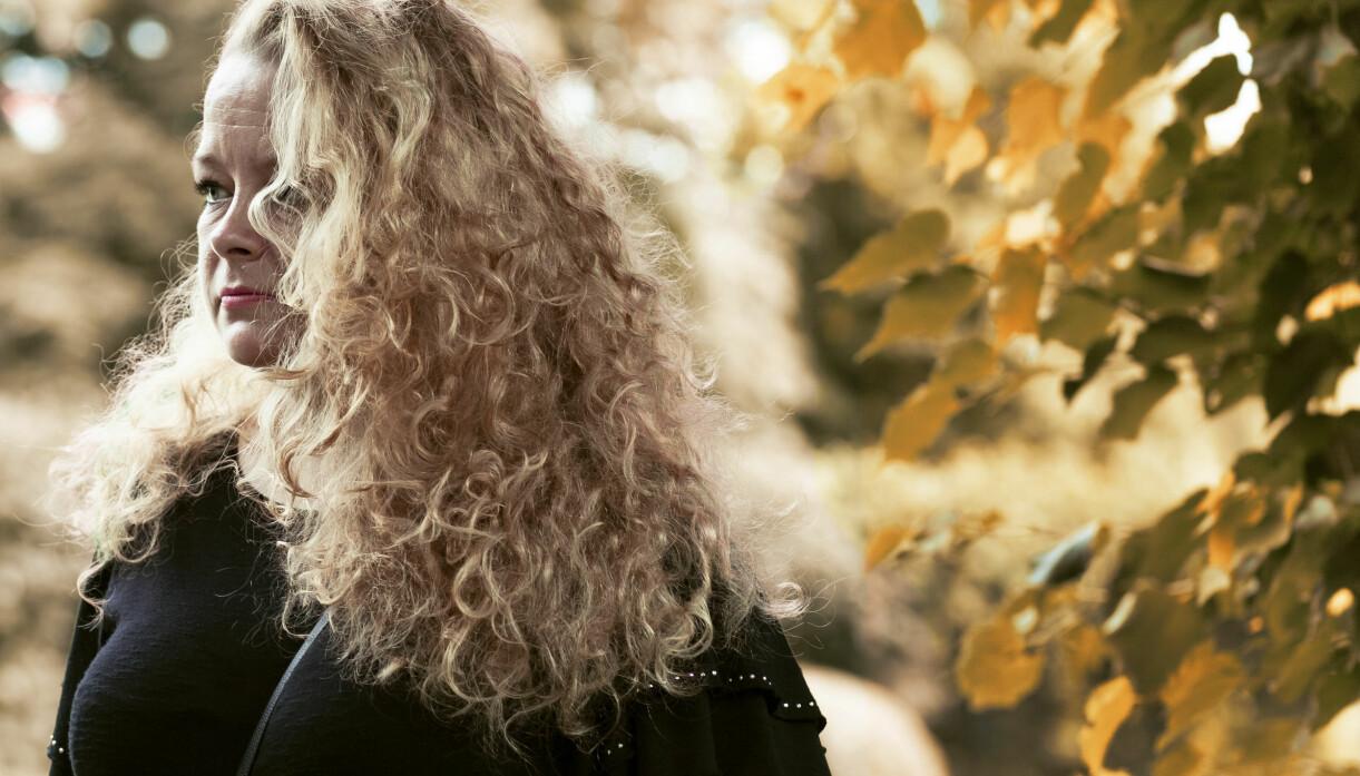 Eileen Elisabet Bærentz som lider av tvångssyndrom, OCD.
