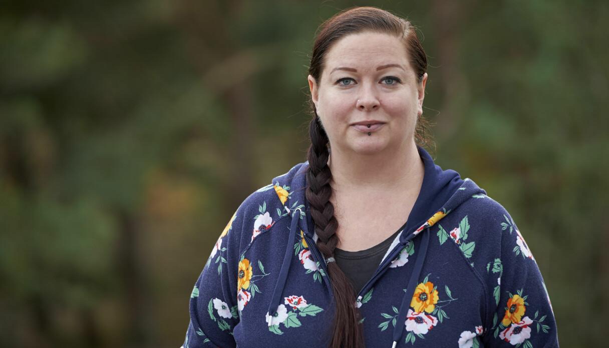 Eleonore Wilhelmsson har tourettes syndrom