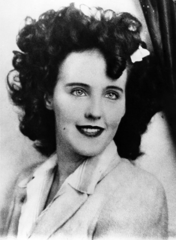 Elizabeth Short, Black dahlia