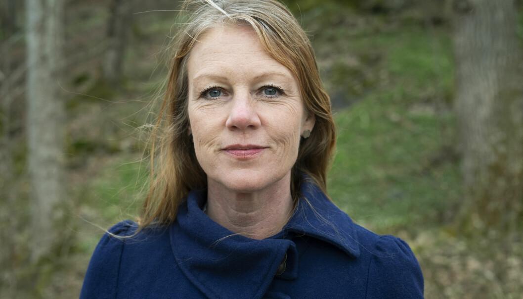 Emelie Ljungberg var ofrivilligt barnlös i femton år och har skrivit boken Längtansresan om sin kamp med IVF och äggdonation.