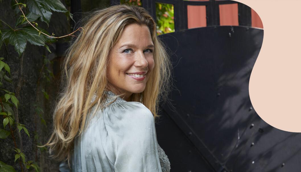 Emma Hamberg är aktuell med sin nya roman Je m'appelle Agneta.