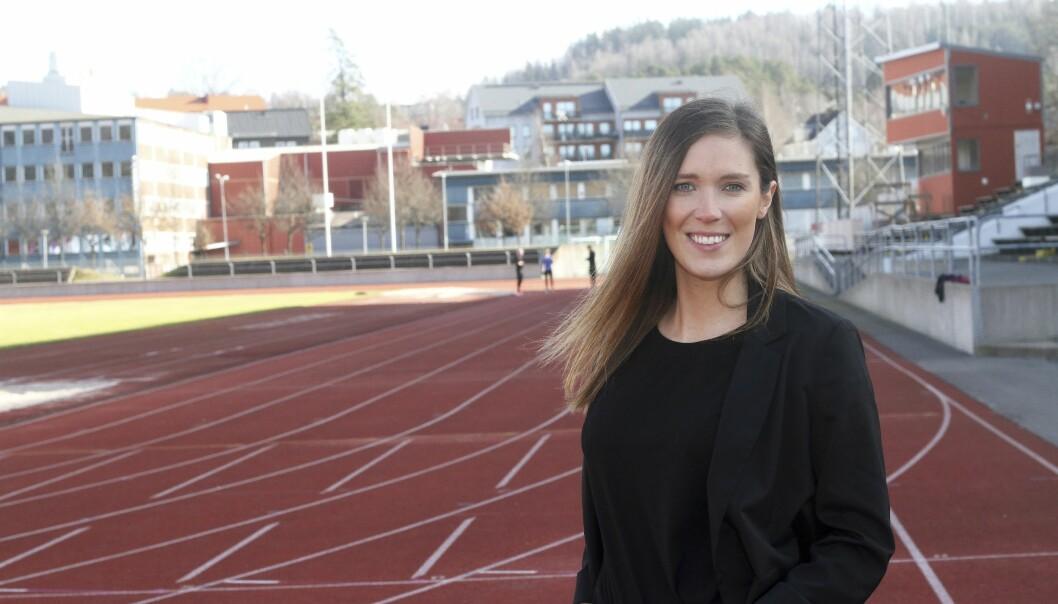 Erica Hellberg och organisationen Inte min Match vill hjälpa maskrosbarn som växer upp med föräldrar med missbruk eller psykiska problem.
