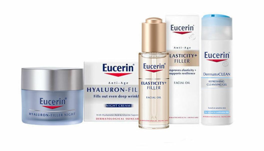 Eucerin-produkter