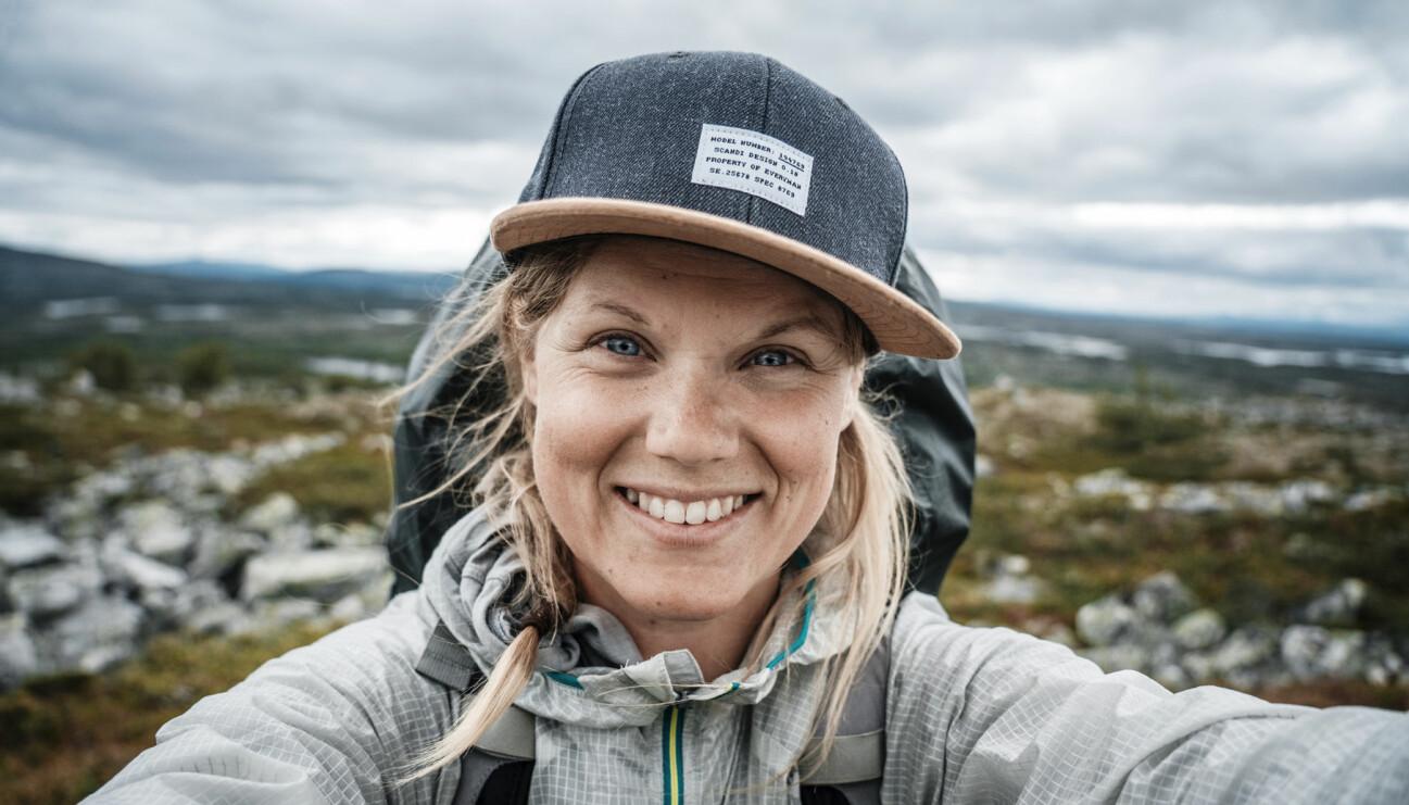 Linda Åkerberg är äventyrare.