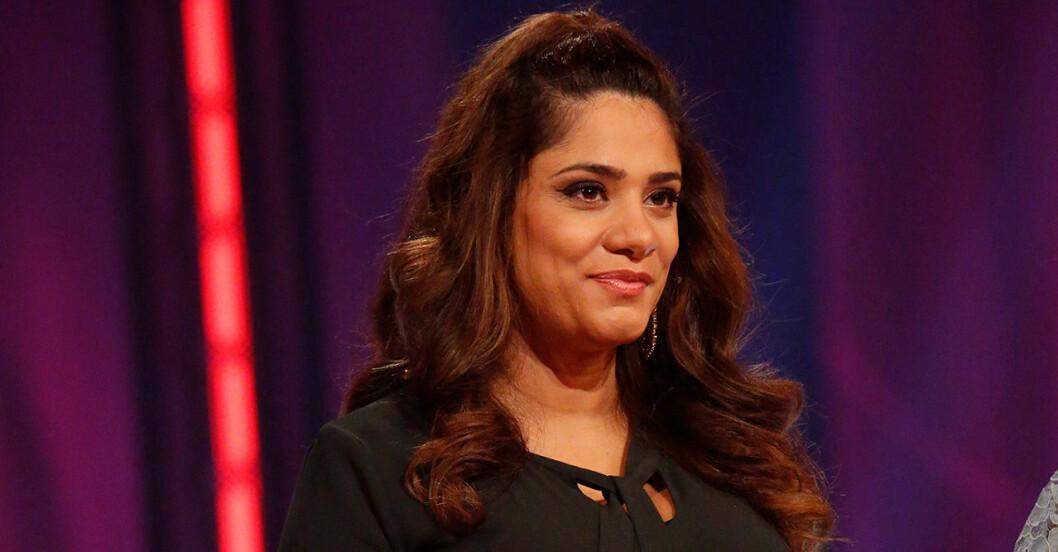 Farah Abadi som är en av programledarna i Musikhjälpen 2018.