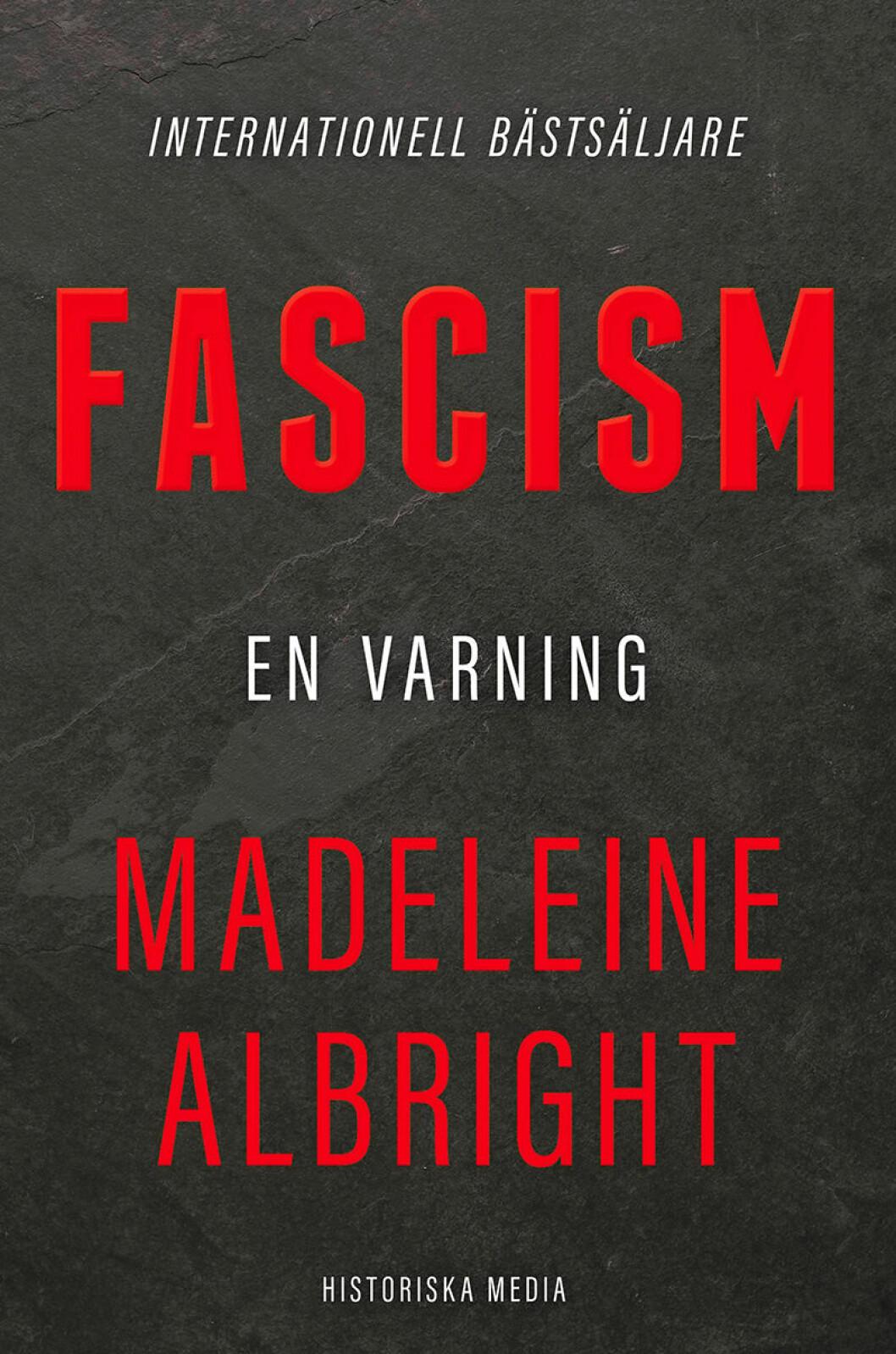 fascism en varning bok