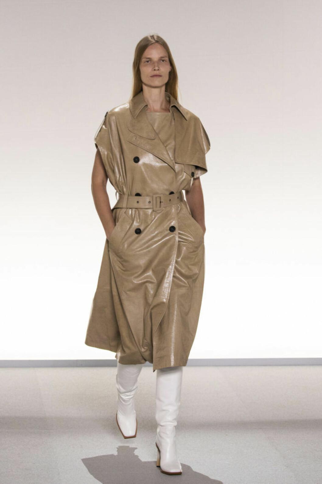 Trender våren 2020 Givenchy trenchcoat
