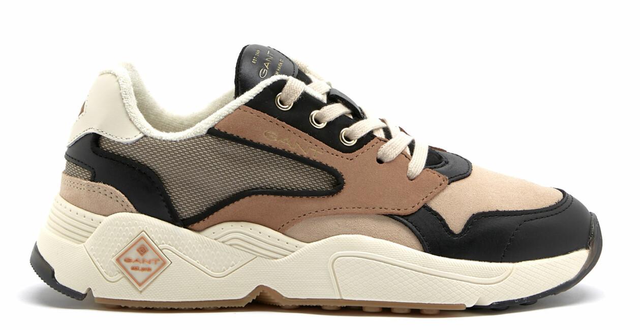 Flerfärgade sneakers från Gant.