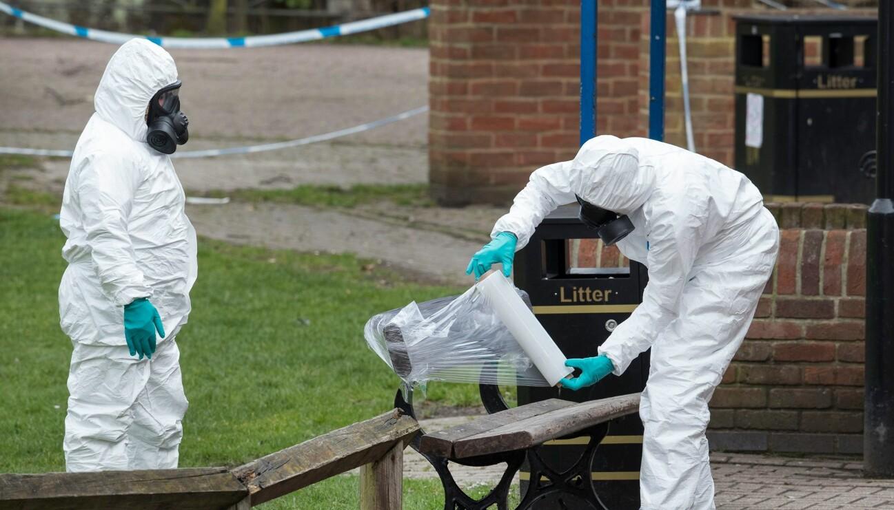 Förgiftningen i Salisbury