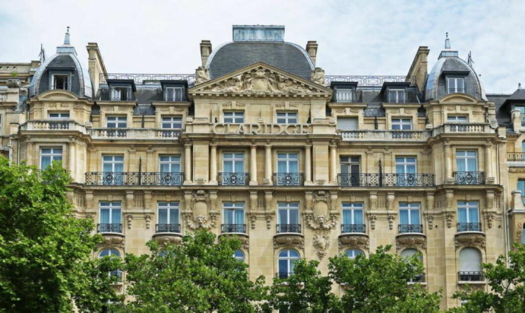 familjevänliga hotell i Paris