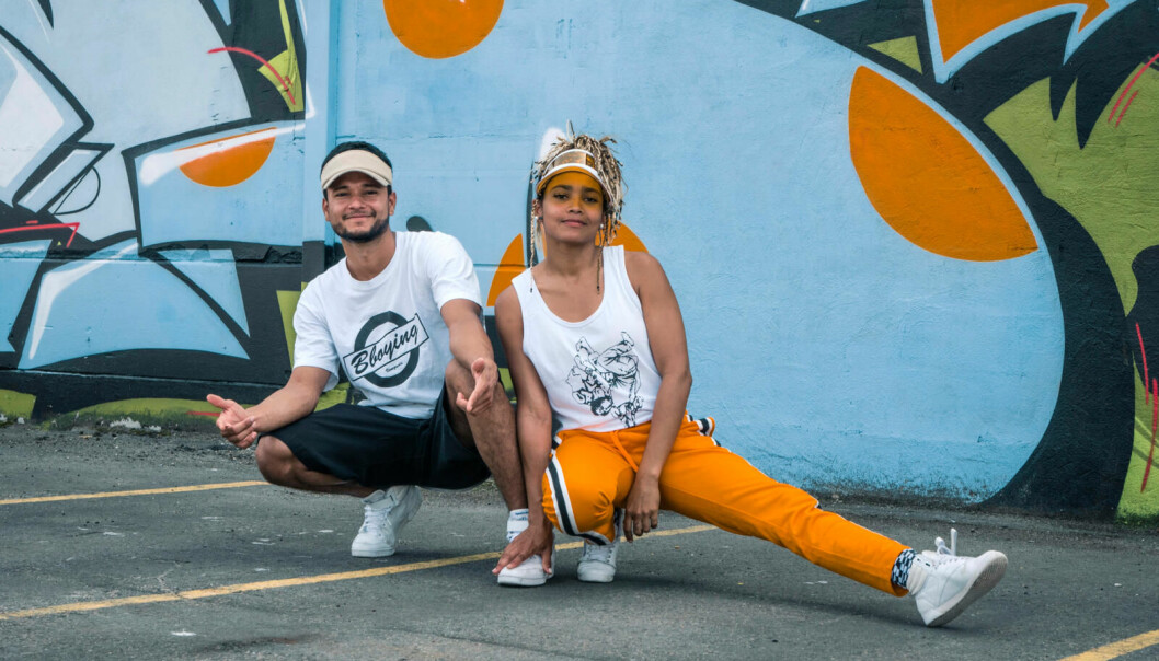 Fredmar Lopez och Arturo från Venezuela växte upp i farliga områden.