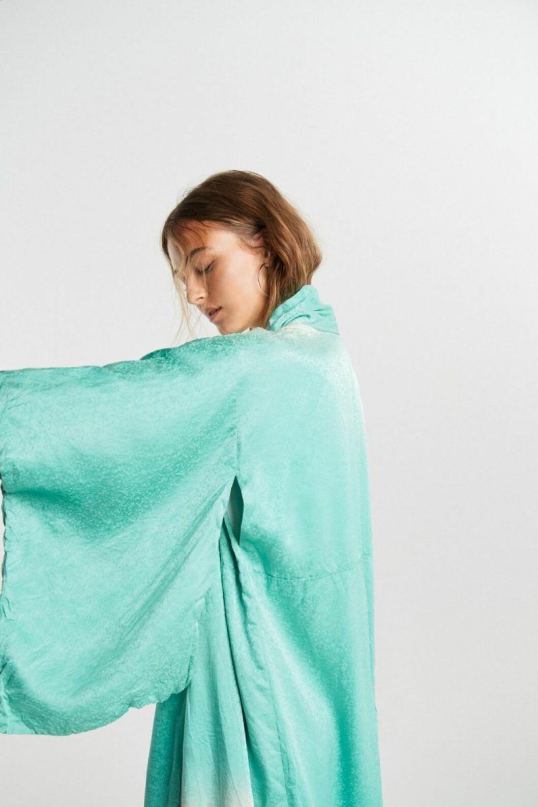 Gina tricot ska erbjuda second hand-plagg från Beyond retro.