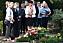 Minnesceremon 30 år efter Gisslandramat i Gladbeck