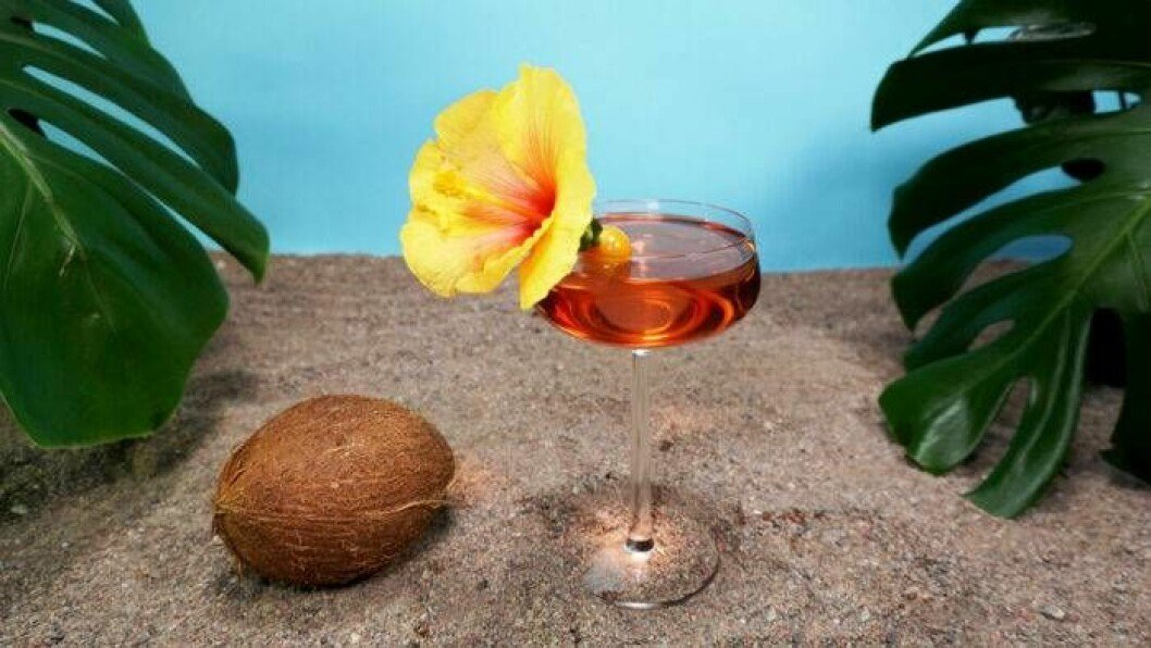 Årets glöbb 2019 heter Aloha och smakar passionsfrukt och hibiskusblomma.