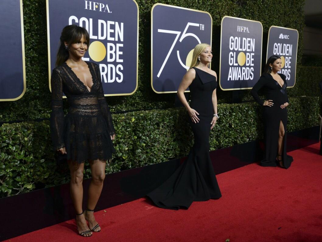 Halle Berry, Reese Witherspoon och Eva Longoria