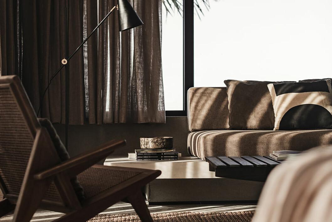 Casa Cook Chania soffa