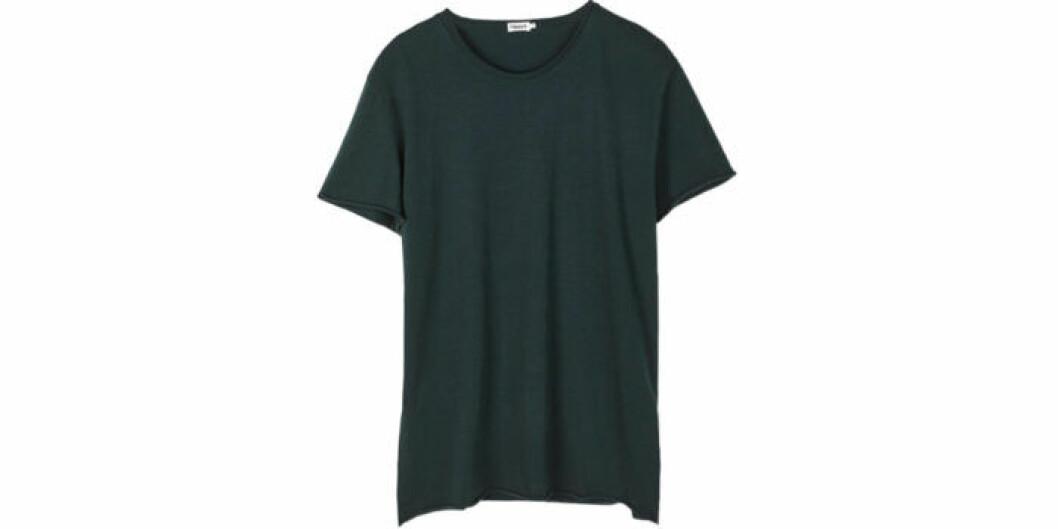 Grön t-shirt från Filippa K
