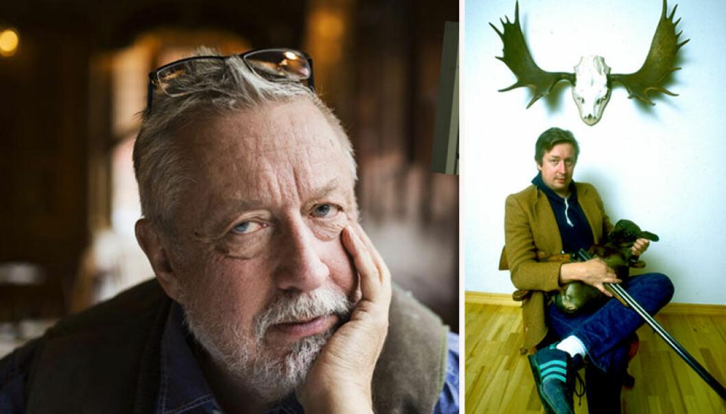 Leif GW Persson berättar om känslorna inför att fylla 73 år och den långa karriären.