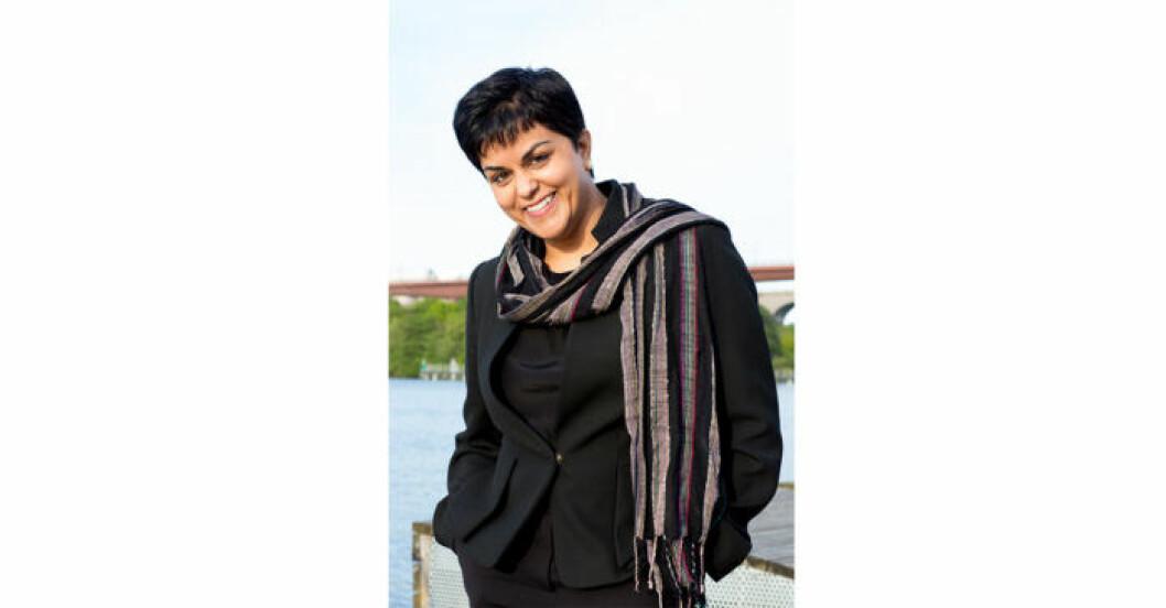 Parul Sharma siar om hållbarhetstrender 2019