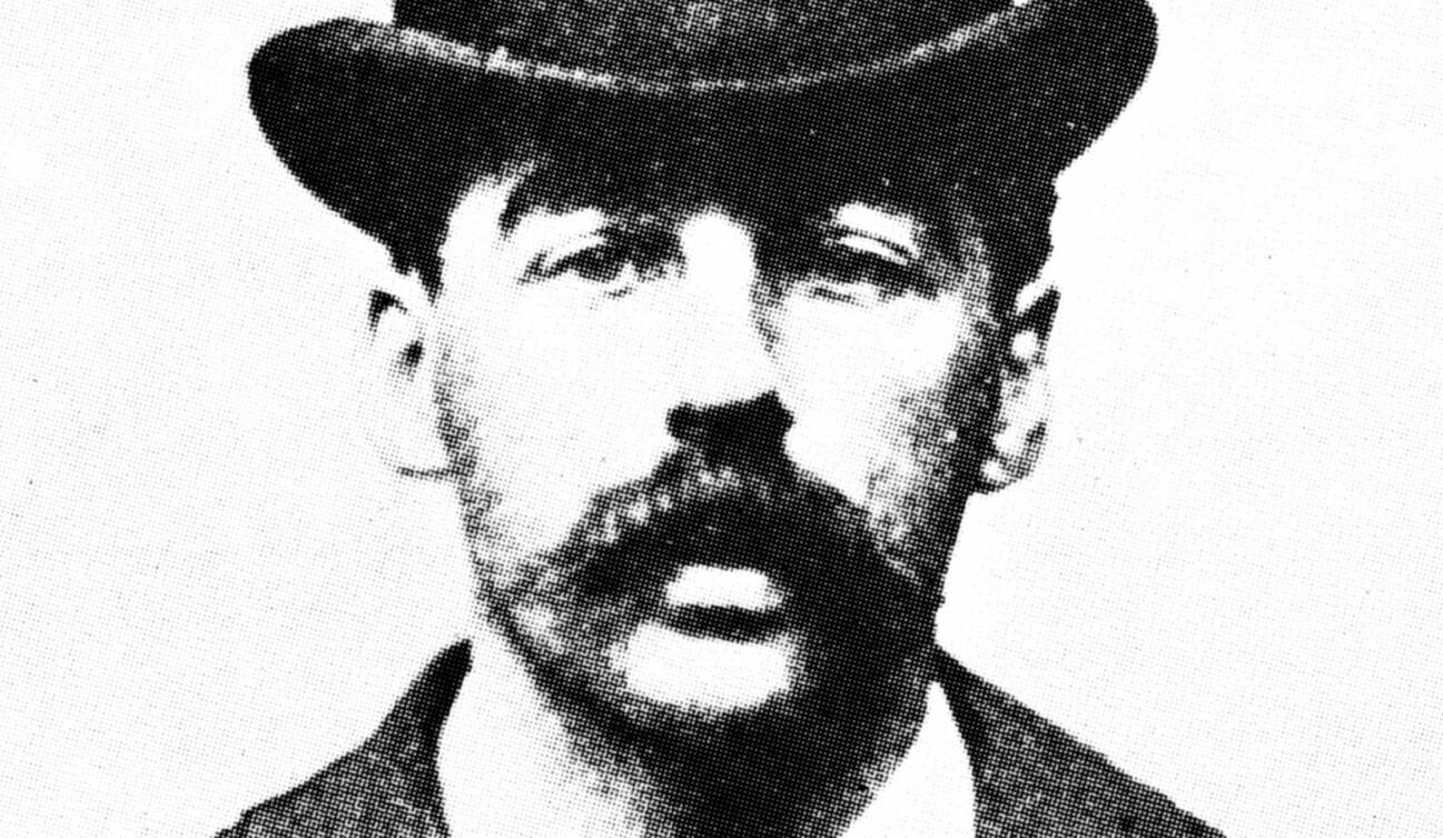 HH Holmes som ibland kan räknas USA:s första seriemördare.