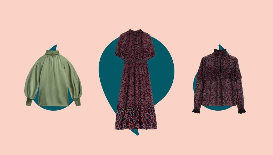 Historien bakom Victorias klänning.