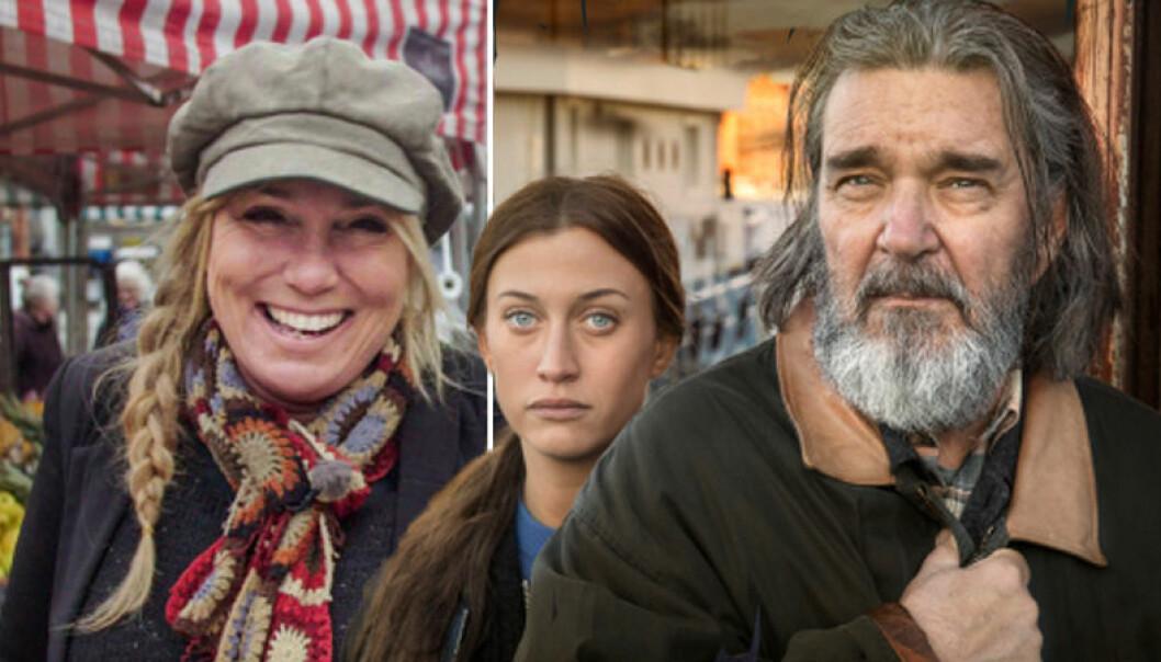 I höst ser vi Anne Lundberg och Kjell Bergqvist på SVT.