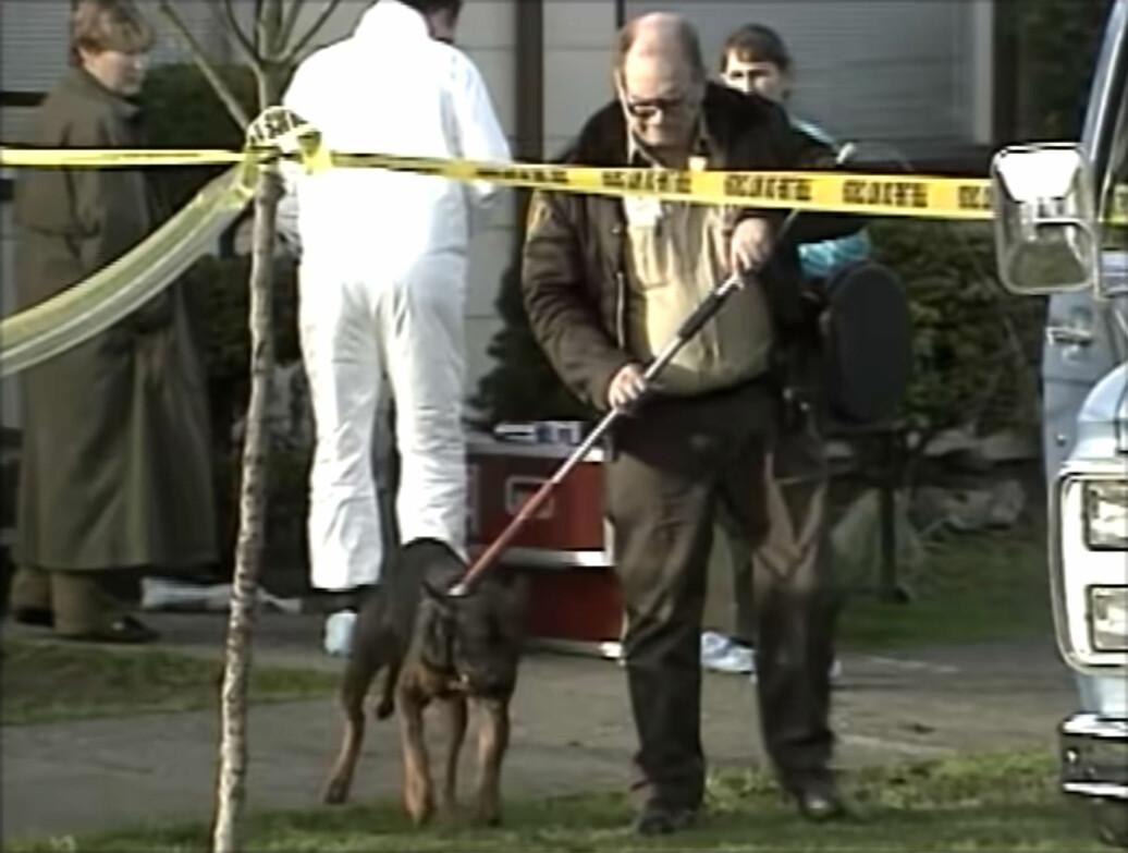 Hundens dna fällde mördarna