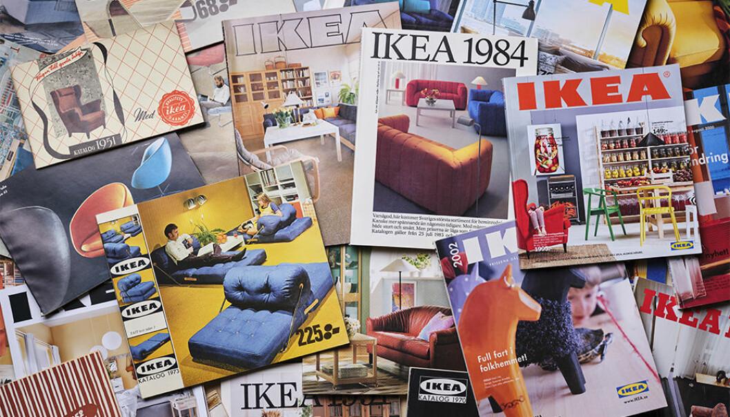 Ikea-katalogen har kommit ut i 70 år, men nu har möbeljätten meddelat att den läggs ned.