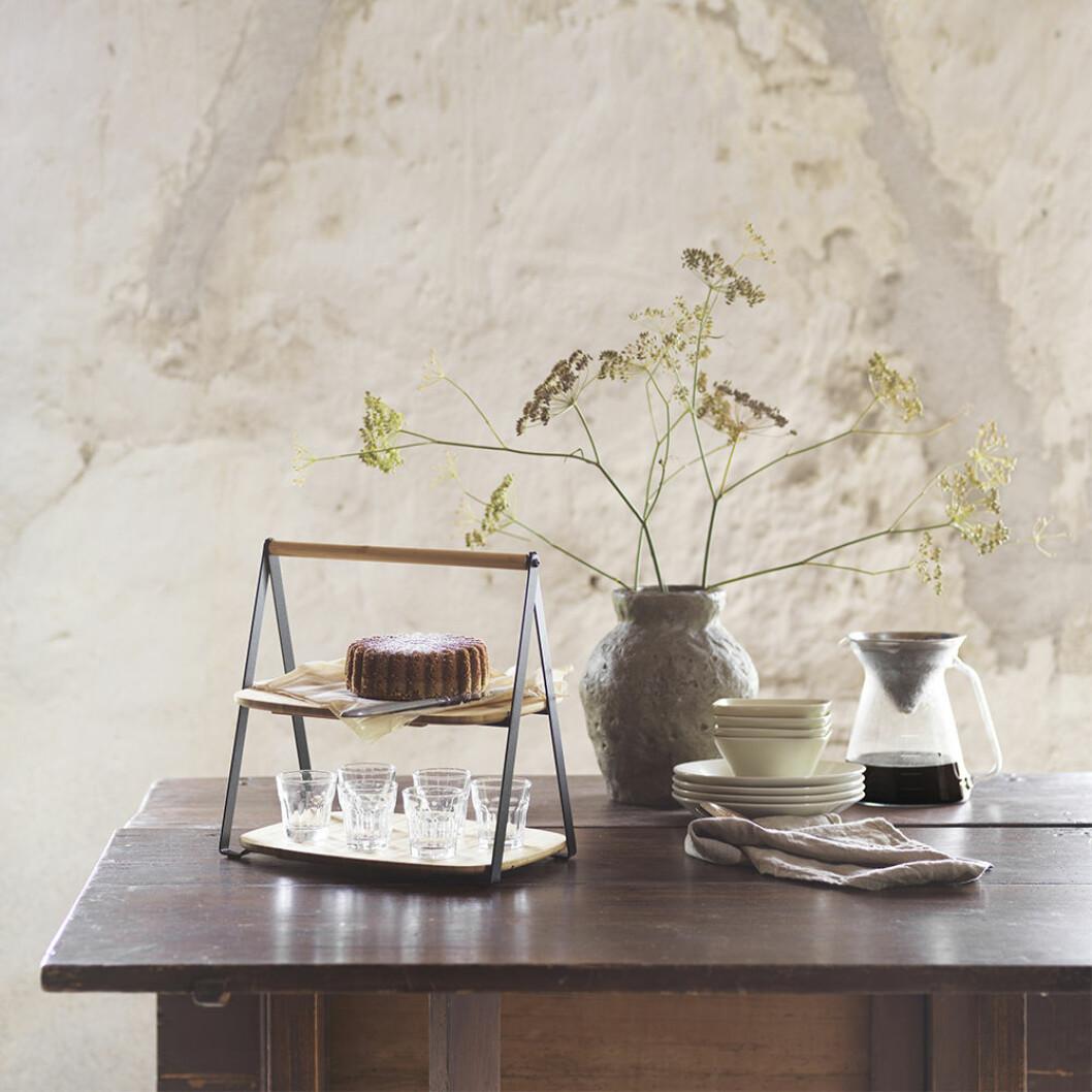 Kakfat i bambu från Ikeas vårkollektion 2020