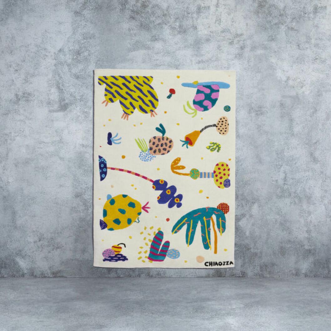 Matta av Chiaozza för Ikea