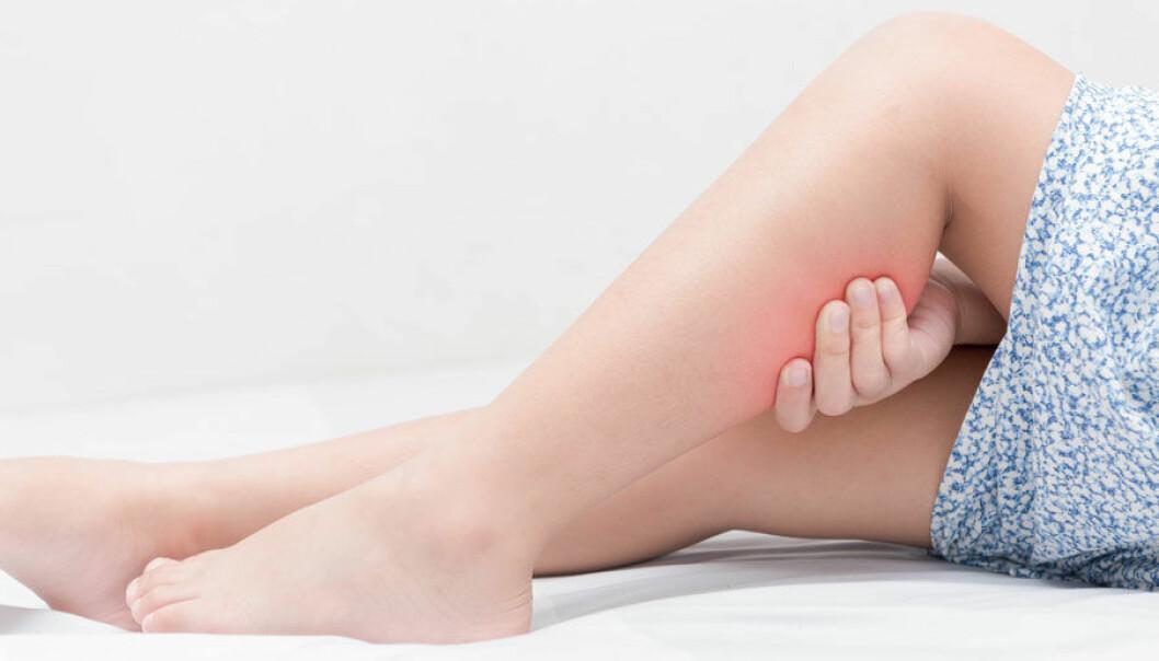 magnesium mot kramp i benen