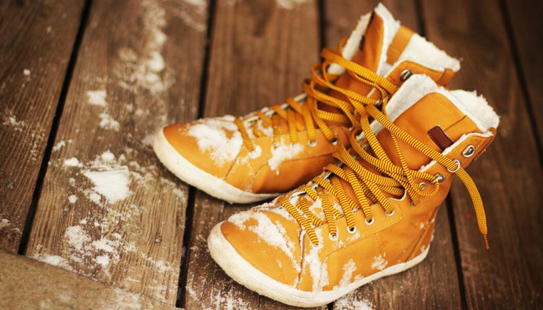 hur ofta ska man impregnera skor