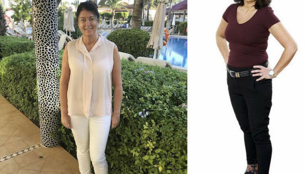 hur gick du ner i vikt