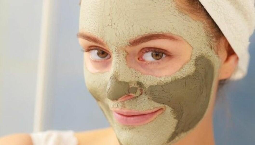 ansiktsmask göra själv