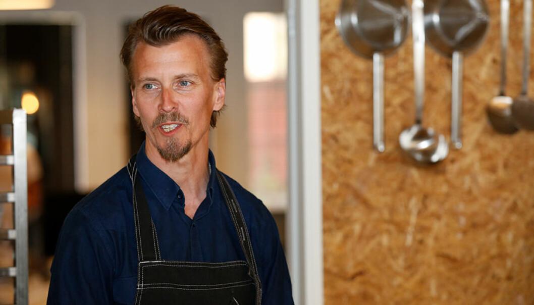Paul Svensson vurmar för att matsvinnet ska minska.