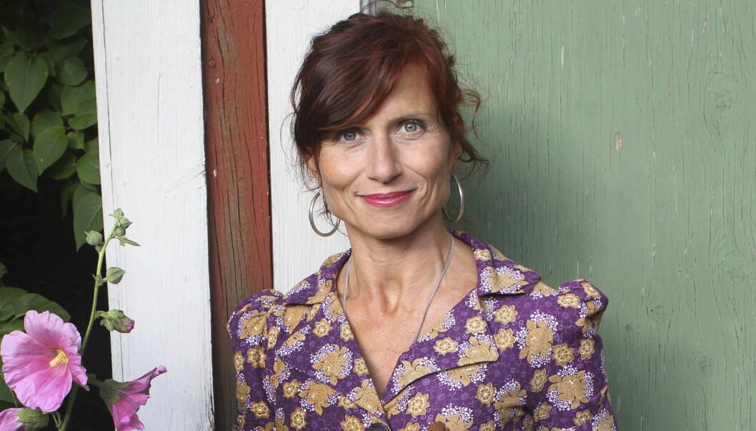 Porträtt av Hella Nathorst-Böös
