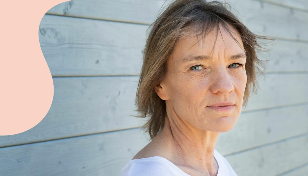 Porträtt av AnnCherie