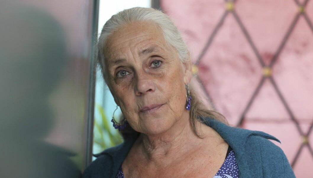 Helena fjallstroms dotter dog i demens