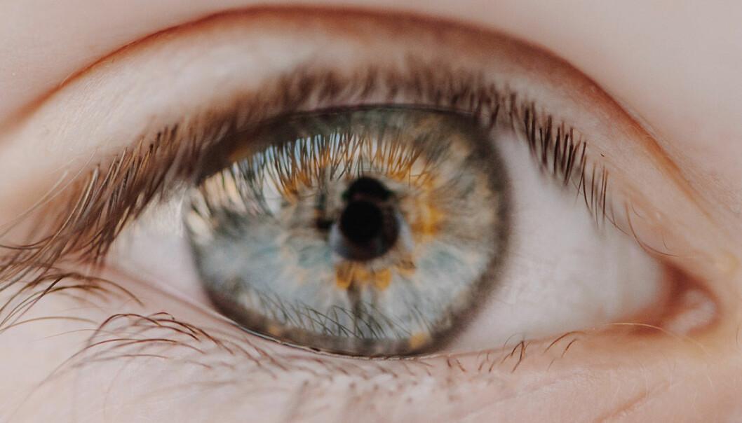ögondroppar irriterade ögon