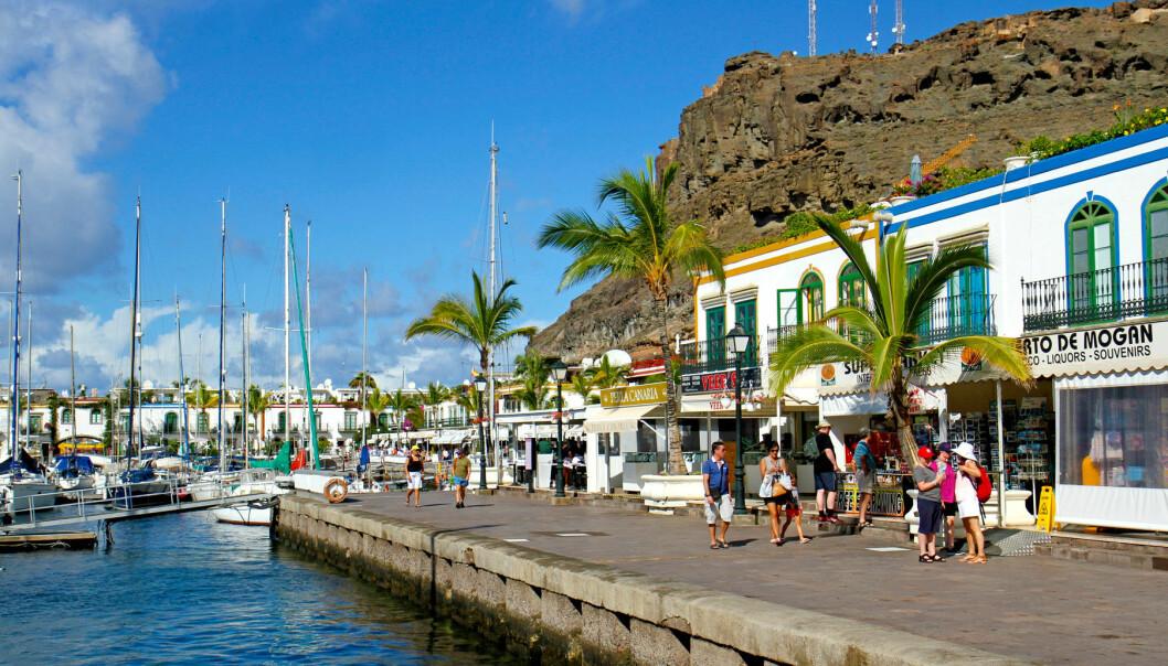 Restips Gran Canaria Puerto de Mogan