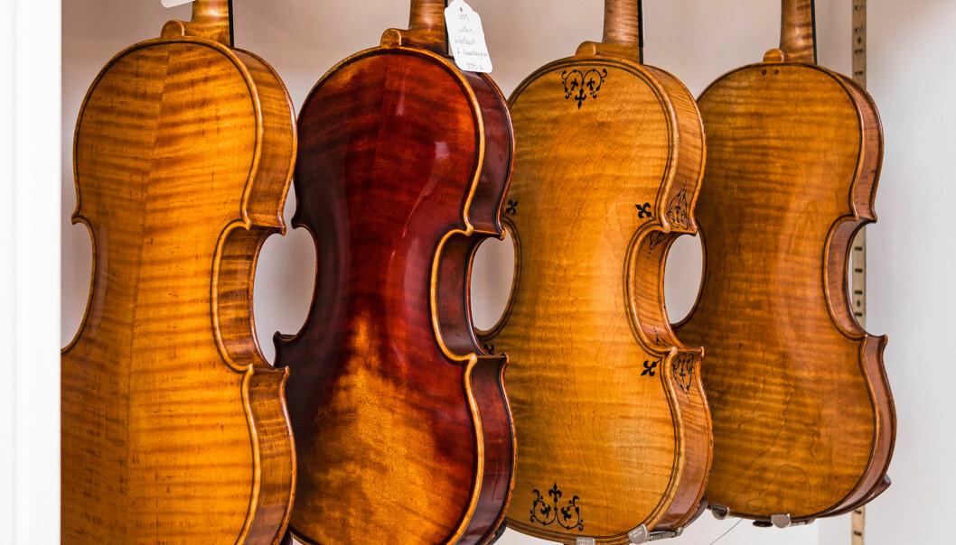 Exklusiva instrument