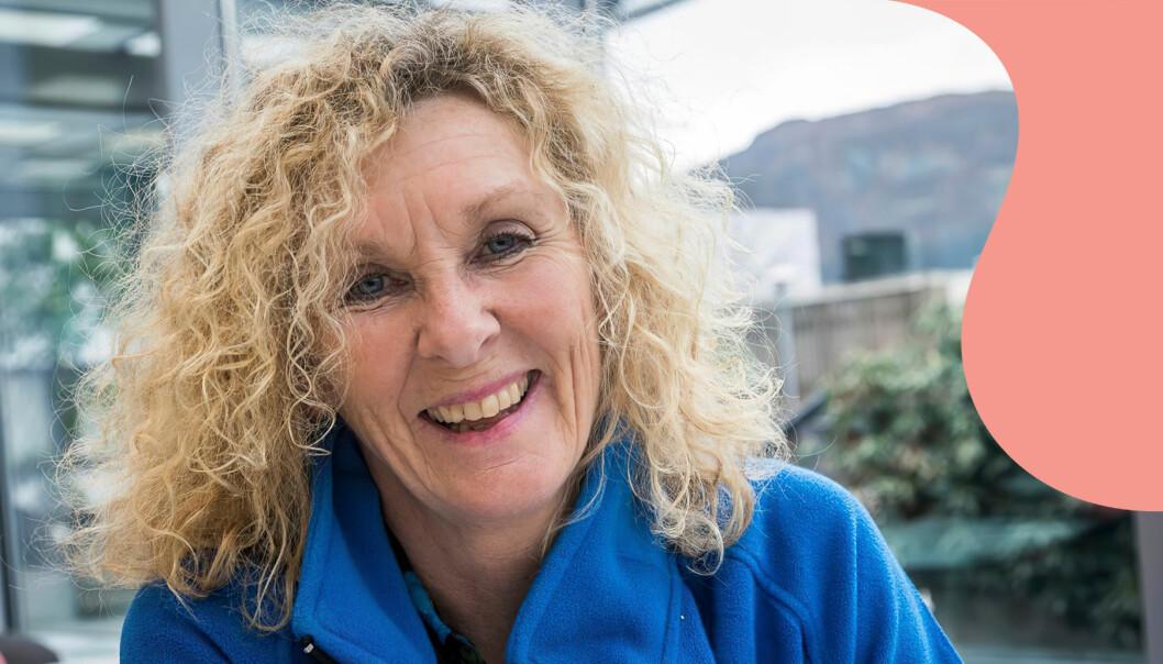Lise, som fick livmoderhalscancer, berättar om sin resa