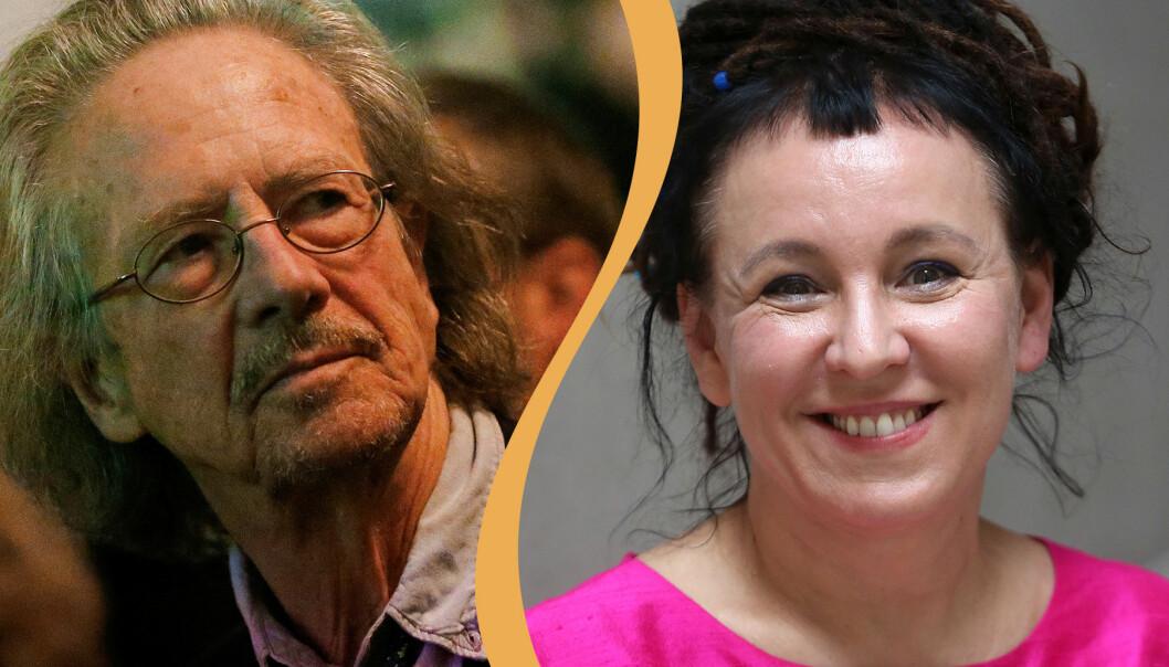 Peter Handke och Olga Tokarczuk – Nobelpristagare i litteratur 2018 och 2019