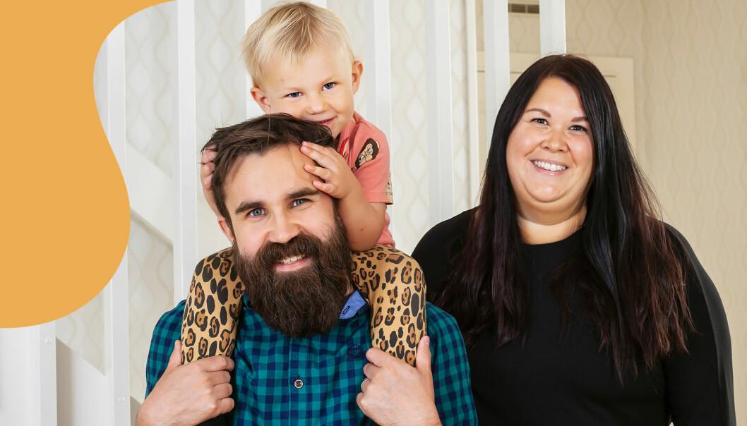 Familjen Thomasson berättar om sitt liv som digitala nomader