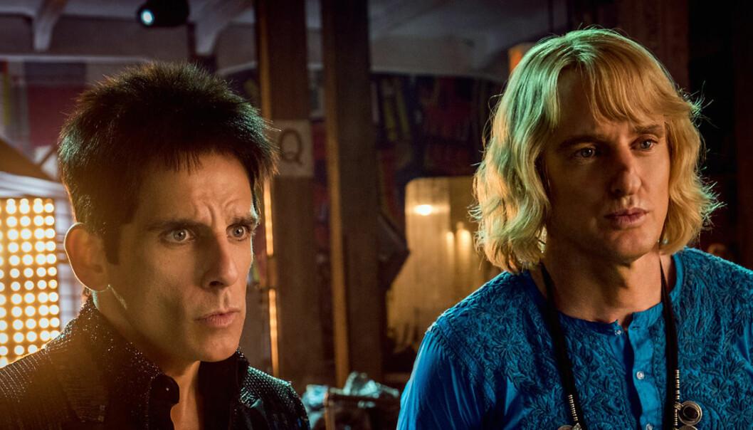 Klippbild från filmen Zoolander
