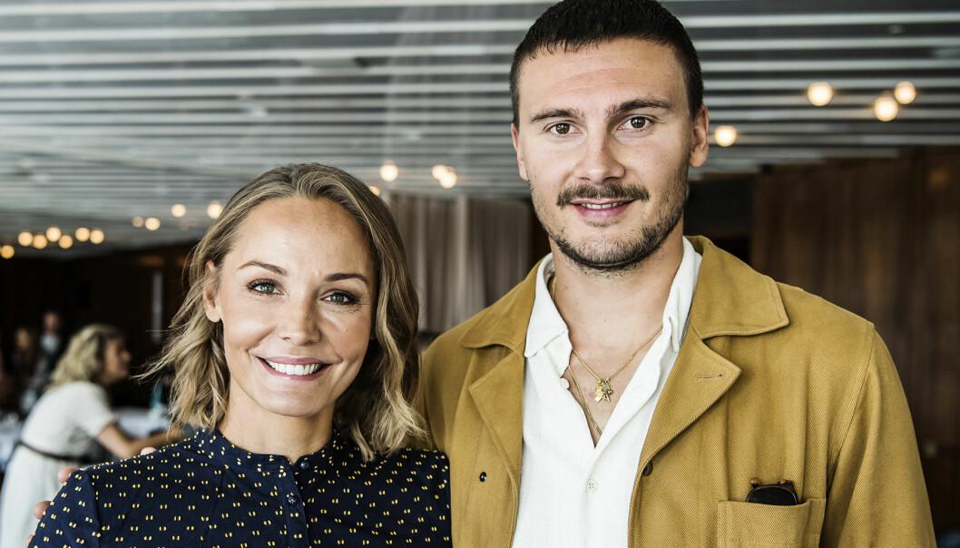 Erik och Carina Berg
